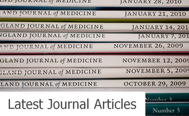 Latest Cancer Journal Articles