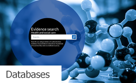 Databases to search for cancer evidence